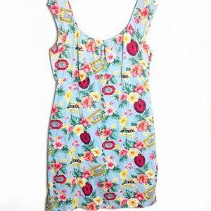 EUC Hilo Hattie The Original Hawaiian Dress L